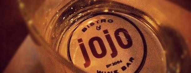 JoJo Bistro & Wine Bar is one of Take zucchini.