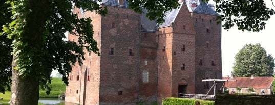 Slot Loevestein is one of Museums that accept museum card.