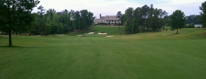 TPC Wakefield Plantation is one of Triangle Real Estateさんのお気に入りスポット.