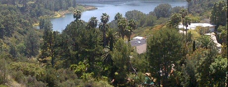 Lake Hollywood Reservoir is one of Outdoors Los Angeles.