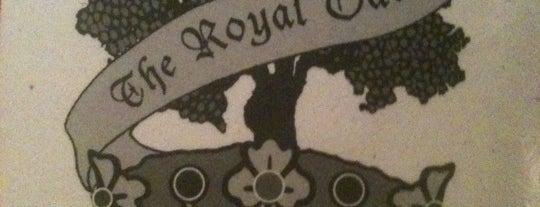 Royal Oak Pub is one of Food Atlanta.