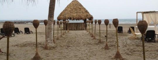 Bocamboo Playa Resort & Minigolf is one of Veracruz.