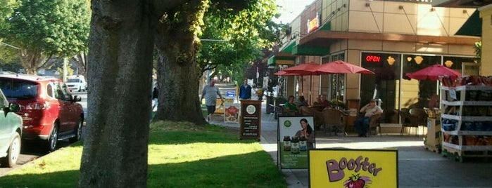 Cook Street Village is one of Victoria BC.