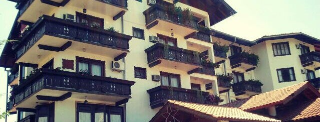 Hotel Tirol is one of Orte, die Marina gefallen.