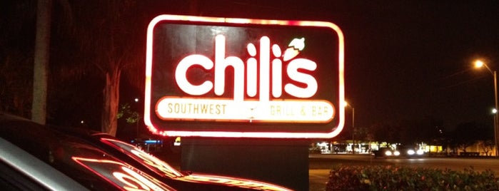 Chili's Grill & Bar is one of Food.