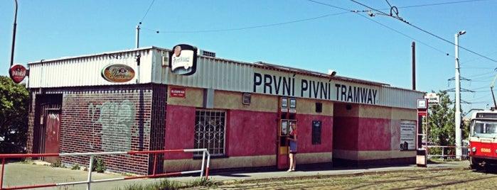 První Pivní Tramway is one of Pivni Filosof recommended places.