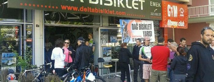 Delta Bisiklet is one of Orte, die Volkan gefallen.