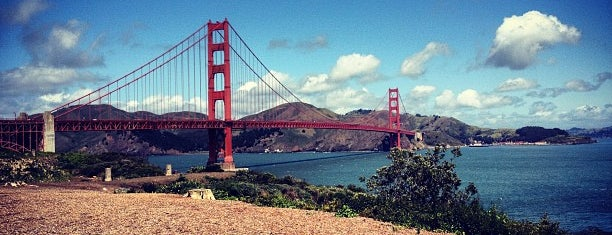 Southeast Side Vista Point is one of San Francisco in 3+1 Days!.