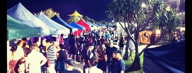 Surfers Paradise Beachfront Markets is one of Aussie Trip.
