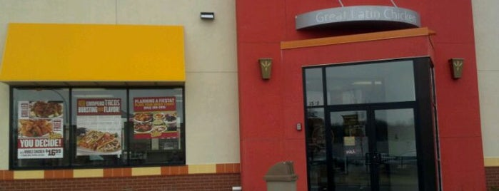 Pollo Campero is one of Places to check out.