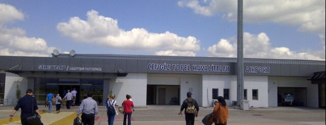 Kocaeli Cengiz Topel Havalimanı (KCO) is one of Airports in Turkey.