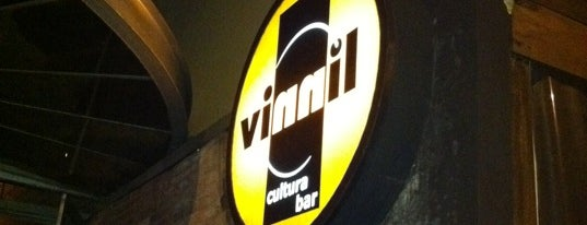 Vinnil Cultura Bar is one of Butecos de BH.