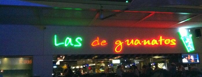 Las de Guanatos is one of Merida Tour.