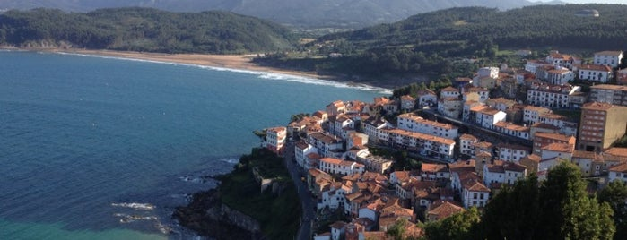 El Mirador de San Roque is one of ASTURIAS ★ Turismo ★.