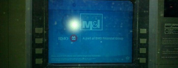 BMO Harris Bank is one of Lugares favoritos de Melisa.
