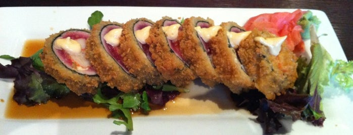 Pisces Sushi Bar & Lounge is one of Charlotte.