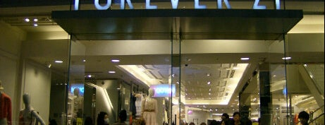 Forever 21 is one of To-Do in Singapore.