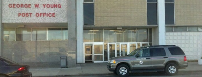 US Post Office is one of Posti che sono piaciuti a Ahea.