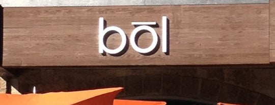 Bol is one of Vail.