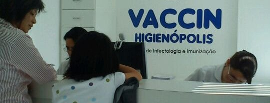 Vaccin Centro de Imunizaçao is one of Alexandre : понравившиеся места.