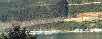 Çukurbağ Yarımadası is one of ** TRAVELLERS ' 2 **.