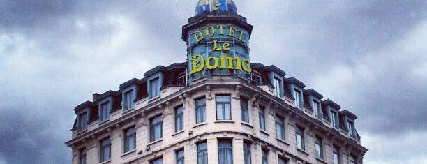 Hotel Le Dome is one of Orte, die Melis gefallen.