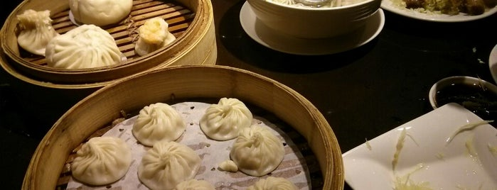 Din Tai Fung 鼎泰豐 is one of Seattle.