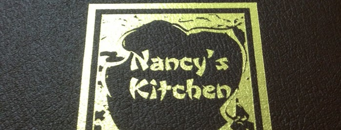 Nancy's Kitchen Nyonya Cuisine is one of Malacca.