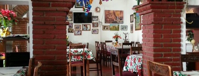 "Restaurante ""El Típico"" is one of Oaxaca."