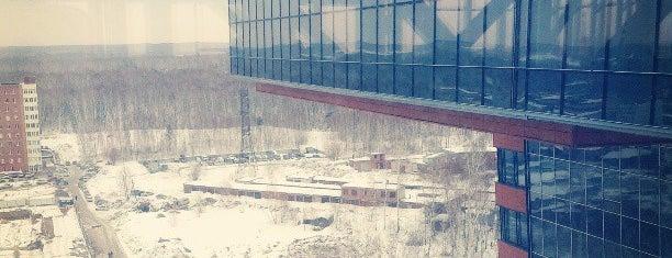 Центр информационных технологий Академпарка is one of สถานที่ที่ Coldbloodbitch ถูกใจ.