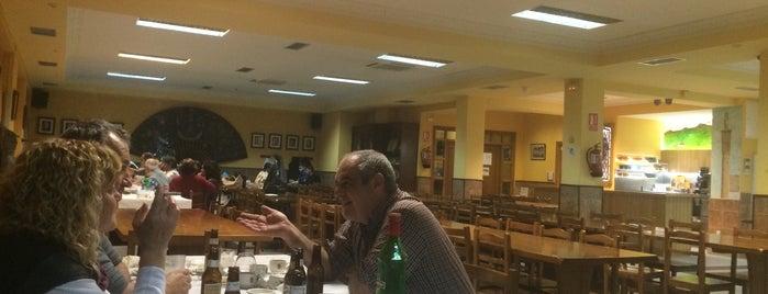 Irun'go Atsegiña is one of ESPAÑA ★ Menú del día máx. 12€ ★.