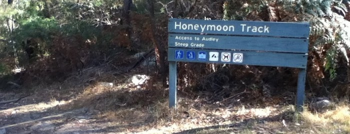 Honeymoon Track is one of Marina 님이 좋아한 장소.