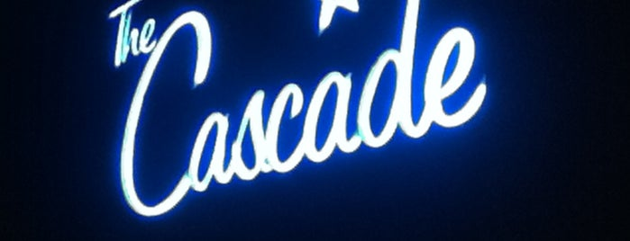 The Cascade Room is one of Bars in Vancouver Worth Checking Out.