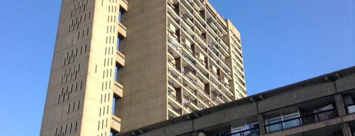 Trellick Tower is one of Architecture.