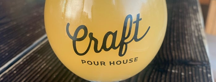 Craft Pour House is one of Noland 님이 좋아한 장소.