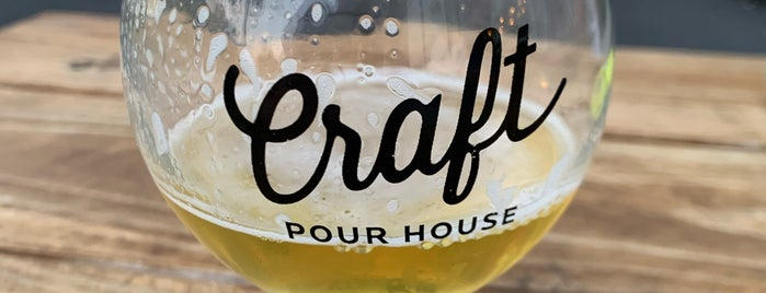 Craft Pour House is one of Orte, die Noland gefallen.