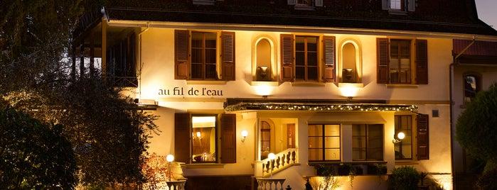 Au Fil de l'Eau is one of Швейцария.