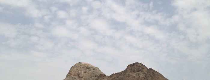Al Nur Mountain - Hira Cave is one of Holy Places & Sites of Region Hejaz.