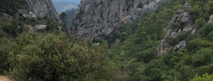 Gedelme Yaylası is one of Antalya genel gezilir.
