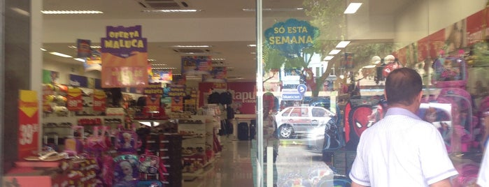 Itapuã Calçados is one of Orte, die Kleyton gefallen.