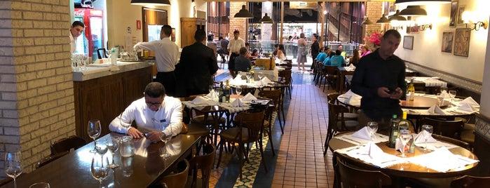 La Pasta Gialla is one of สถานที่ที่บันทึกไว้ของ Marcos K..