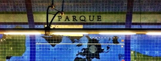 Metro Parque [AZ] is one of Lx museus e jardins gratis.