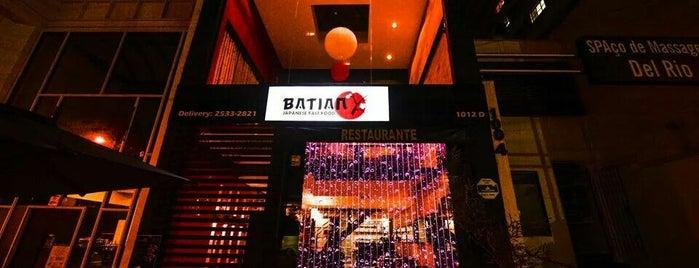Batian Japanese Fast Food is one of Onde almoçar na Paulista.