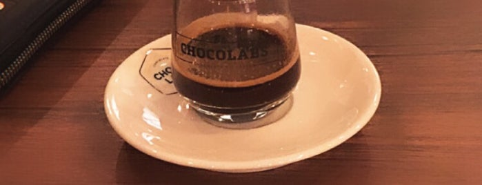 ChocoLabs is one of Behzatさんの保存済みスポット.
