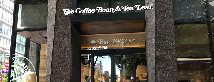 The Coffee Bean & Tea Leaf is one of ぱらんの COFFEE SHOP LIST.