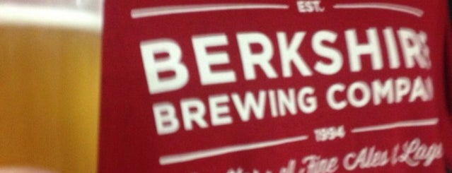 Berkshire Brewing Company is one of My must visit brewery list.