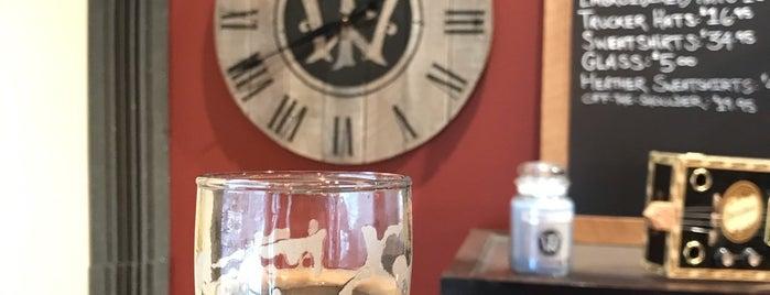 Woodland Farms Brewery is one of Chris'in Beğendiği Mekanlar.
