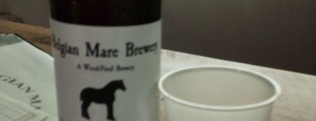 Belgian Mare Brewery is one of New England Breweries.