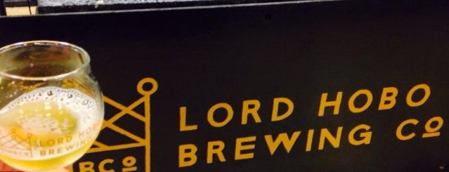 Lord Hobo Brewing Company is one of Ivanさんのお気に入りスポット.