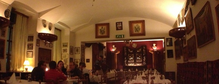 Beograd is one of Exotische & Interessante Restaurants In Wien.